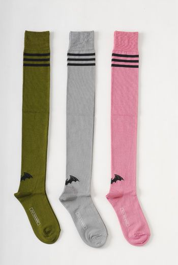 AW1112 SINGLE BAT SOCKS - VARIOUS