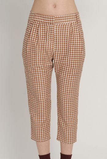 AW1213 HOUNDS CHASE SHRUNK SLACKS - NAVY