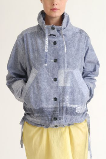 SS12 MAD WEAVER HUMBLE BLOUSON JACKET