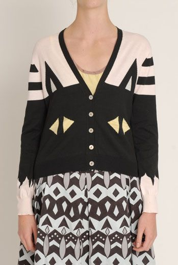 SS13 CAT CARDI - Other Image
