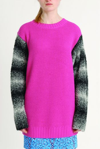 AW1314 BEASTY SLEEVE JUMPER