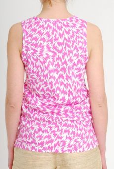 SS10 FLASH VEST - PINK - Other Image