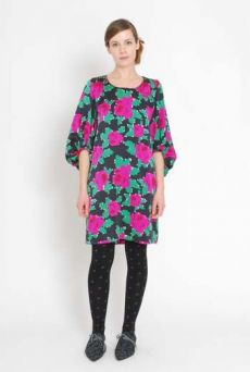 AW1112 ROSEBUDS TIGHTS - VARIOUS - Other Image