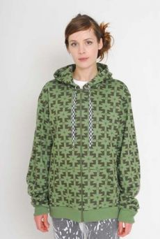 AW1112 MAGIC CARPET HYPER PRINT HOODIE - VARIOUS