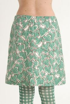 SS12 POSEY IVY CABBAGE SKIRT - Other Image