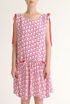 SS12 MINI MEAN SHADOW NARCISUS DRESS - VARIOUS