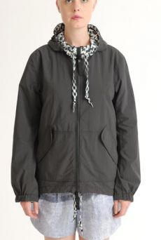 SS12 UNISEX FLASH ANORAK - BLACK - Other Image