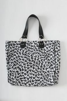 SS12 FLASH BIG BAG - BLACK