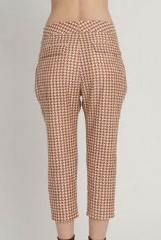 AW1213 HOUNDS CHASE SHRUNK SLACKS - NAVY - Other Image