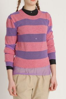 AW1213 CANDY SHOP JUMPER - VARIOUS