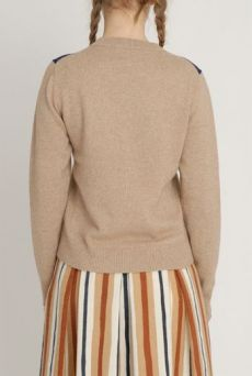 AW1213 CALA BELLA JUMPER - GOLD - Other Image