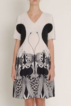 SS13 FLASH BUTTERFLIES DRESS