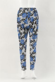 HSS13 MAGNOLIA HYSTERIA LEGGINGS - GREY - Other Image