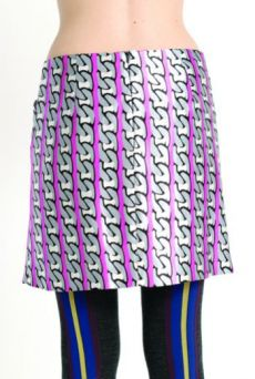AW1314 CHAIN MAIL TIDY SKIRT - Other Image