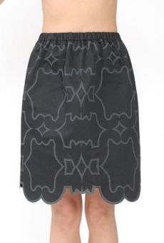 AW15 VANITY CATS HANGING CAT SKIRT