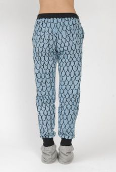AW15 MONSTER SKIN RIB CUFF TROUSERS - Other Image
