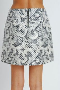 SS11 EMPERORS NEW CLOTHES SHIELD SKIRT - Other Image