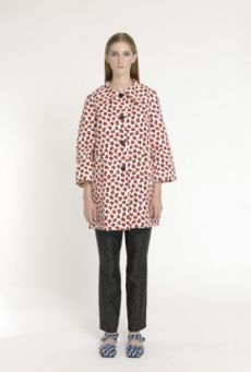 SS14 CUBIC MOLECULES TAB COAT - Other Image