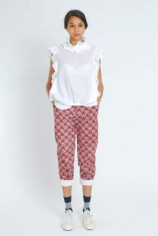 SS11 LITTLE PROTEST TROUSERS - Other Image